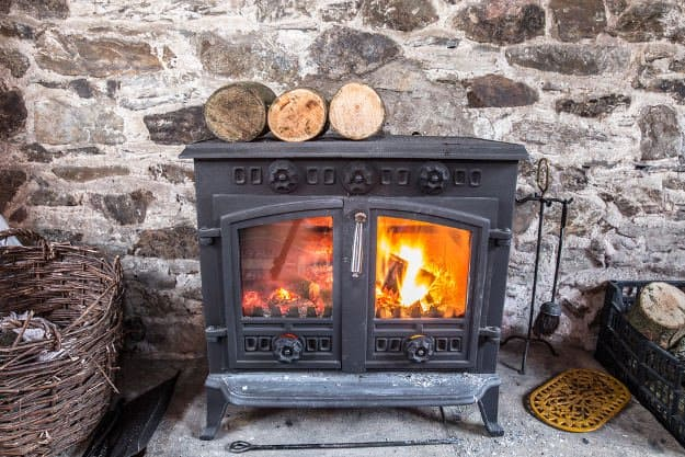 Stay Warm with Wood Stoves and Fireplaces | How To Stay Warm In Winter | How to Heat Your Home