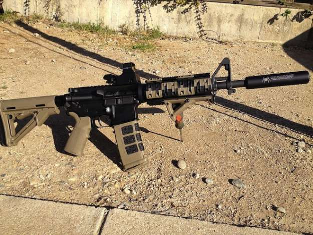 AR 15 | The Top 5 Hunting Guns You'll Ever Need For A Wilderness Walk-out