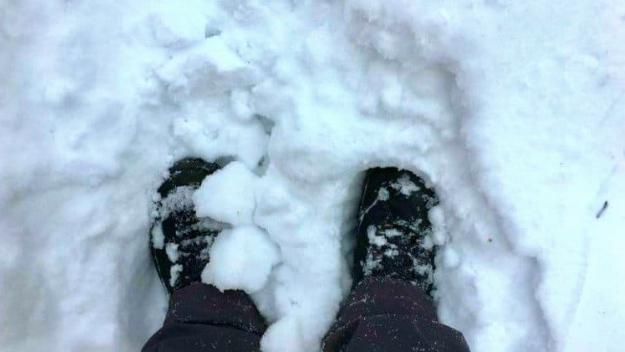 Feet in the Snow | Winter Survival | What To Do When The Heat Goes Out | winter survival tips