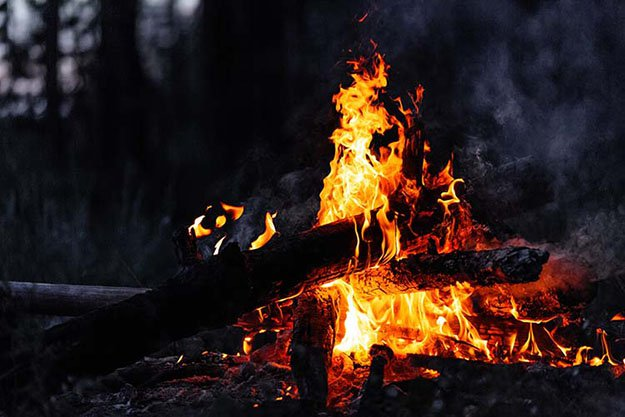 Building a Fire | Personal Survival Skills for the Everyday Joe and Jane