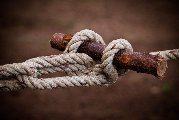 Tying Basic Rope Knots | Personal Survival Skills for the Everyday Joe and Jane