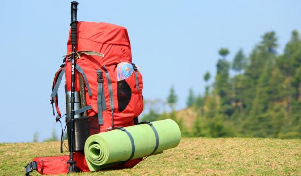 red hiking backpack | Best Survival Gear