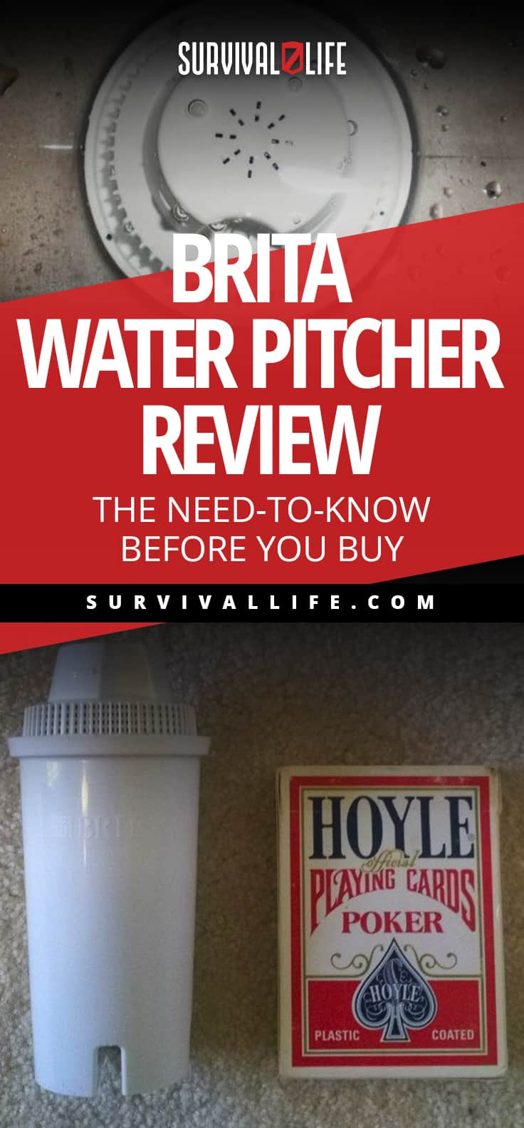 Brita Water Pitcher Review | The Need-to-Know Before You Buy