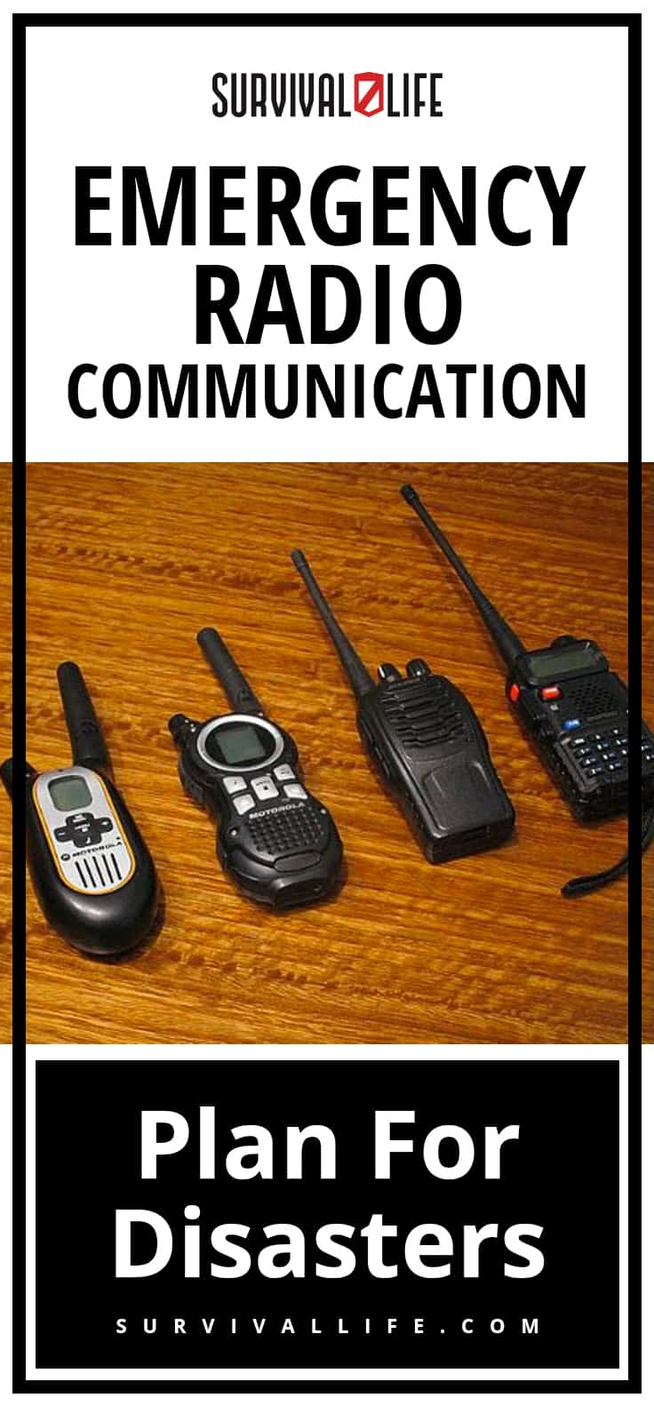 Emergency Radio Communication Plan For Disasters