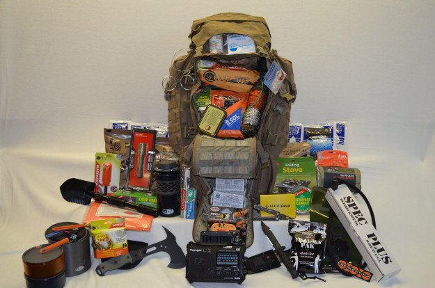 Ready-to-go kit | Survival Life's Comprehensive Checklist For 72 Hour Survival Kit