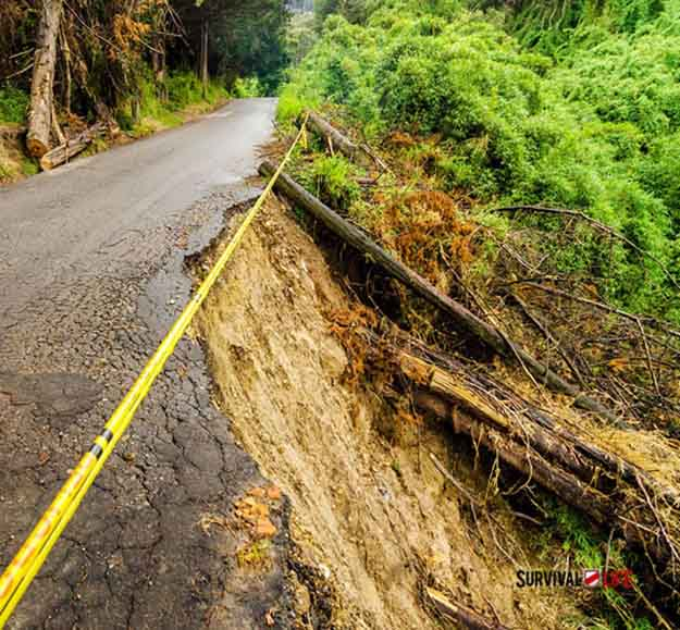 Rising Above All Odds in a Landslide | Disaster Survival Skills: Getting Ready for the Worst