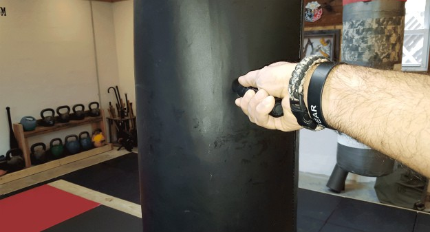 position 2 forward grip TUTORIAL: How To Use Your Tactical Flashlight As a Self-Defense Tool