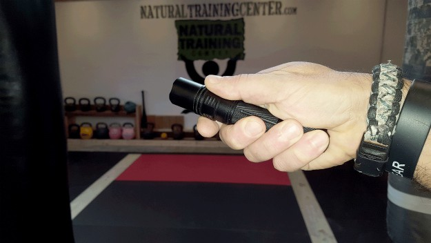 forward grip TUTORIAL: How To Use Your Tactical Flashlight As a Self-Defense Tool