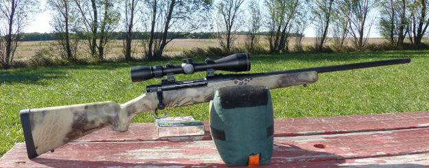 Mossberg Patriot | Get These American Hunting Rifles For Your 2017 Hunting Trips