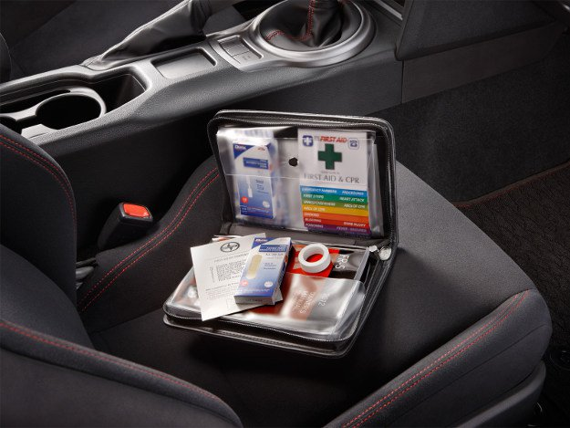 First Aid Kit   Items You Need To Include In Your Emergency Car Survival Kit