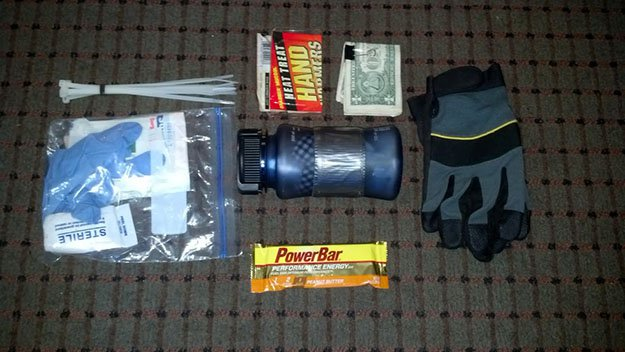 Expect the Unexpected | Learn How To Create Your Own Survival Kit