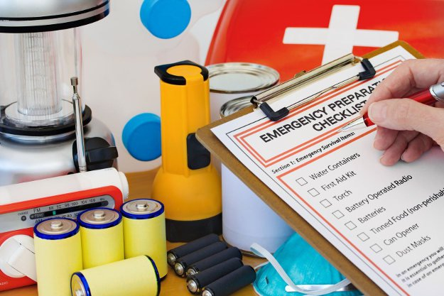 Stock up emergency supplies | Earthquake Preparedness Tips For Homeowners | Get Out Alive