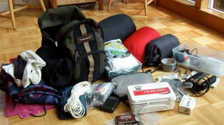 Image result for How to create an at home survival kit