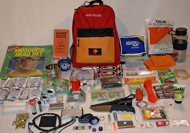 Prepare an Emergency Kit | How To Prepare For Natural Disasters