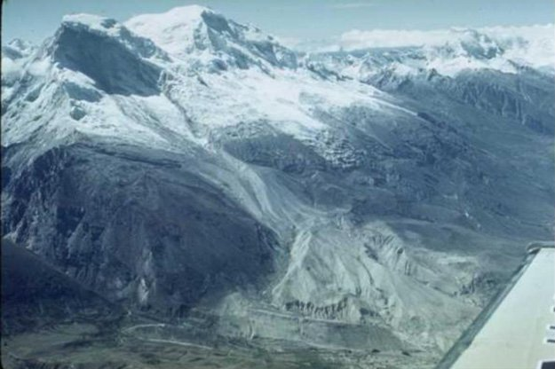 The 1970 Huascaran Avalanche   Natural Disasters Across The Globe You Need To Know About