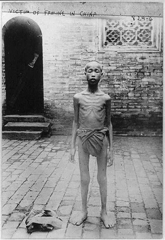 1907 Chinese Famine | Natural Disasters Across The Globe You Need To Know About