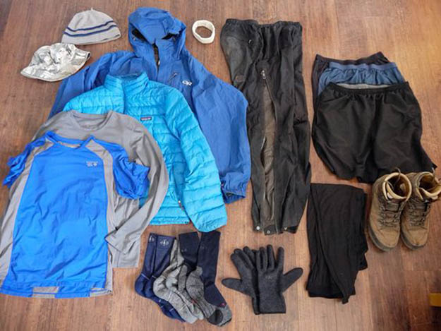 Extra Change of Clothes and a Pair of Shoes | 15 Important Survival Kit Items You Need To Prepare
