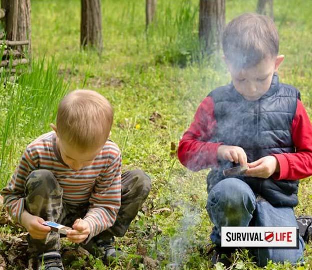 Survival Skill for Kids | Ultimate List Of Survival Hacks And Skills