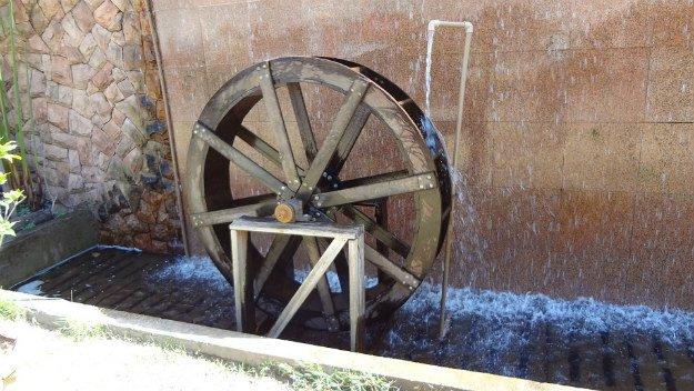 waterwheel   Hydroelectric Survival – Harnessing Earth's Most Powerful Fluid