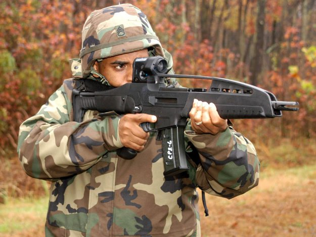 The Replacement | XM8 Assault Rifle | Survival Gun Review of A Battle Rifle