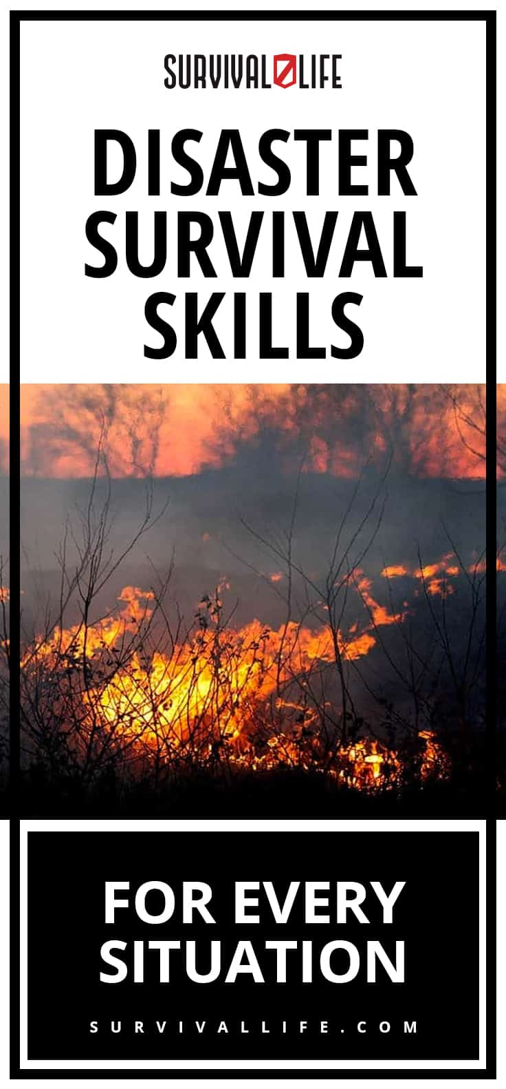 Disaster Survival Skills For Every Situation