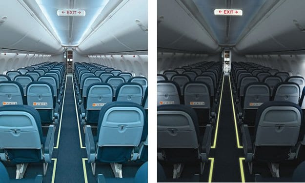 Follow The Floor Lights | How To Survive Aircraft Accidents