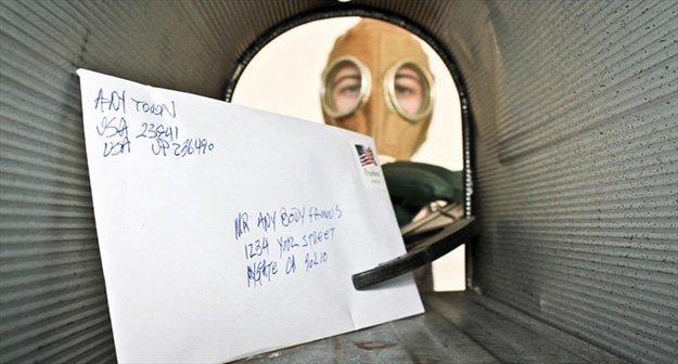 Check Packages Or Letters | 12 Biological Weapons Survival Tips