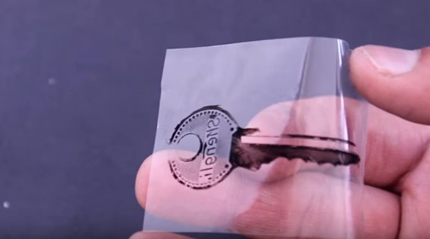 Use Clear Tape | 4 Ways To Duplicate Keys By Hand