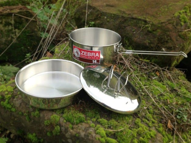Cooking Pot | Emergency Survival Kit From Everyday Household Items