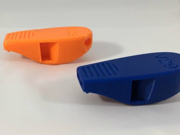 Whistle | Emergency Survival Kit From Everyday Household Items