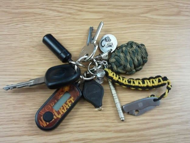 Extra Keys | Emergency Survival Kit From Everyday Household Items