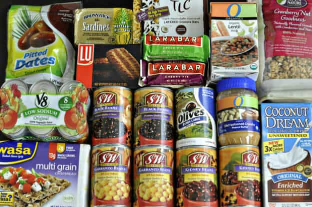 Food | Emergency Survival Kit From Everyday Household Items