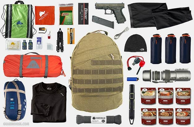 Make Your Own Bug-Out Bag | 7 Military Disaster Survival Tips | Survival Life