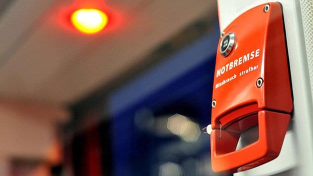Make Use Of Emergency Alarms | 7 Rail Accidents Survival Tips
