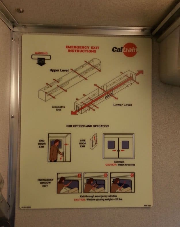 Head For The Nearest Exit | 7 Rail Accidents Survival Tips