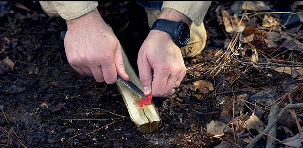 Start a Fire with a Guitar Pick   29 YouTube Survival Skills Videos You Can Learn At Home