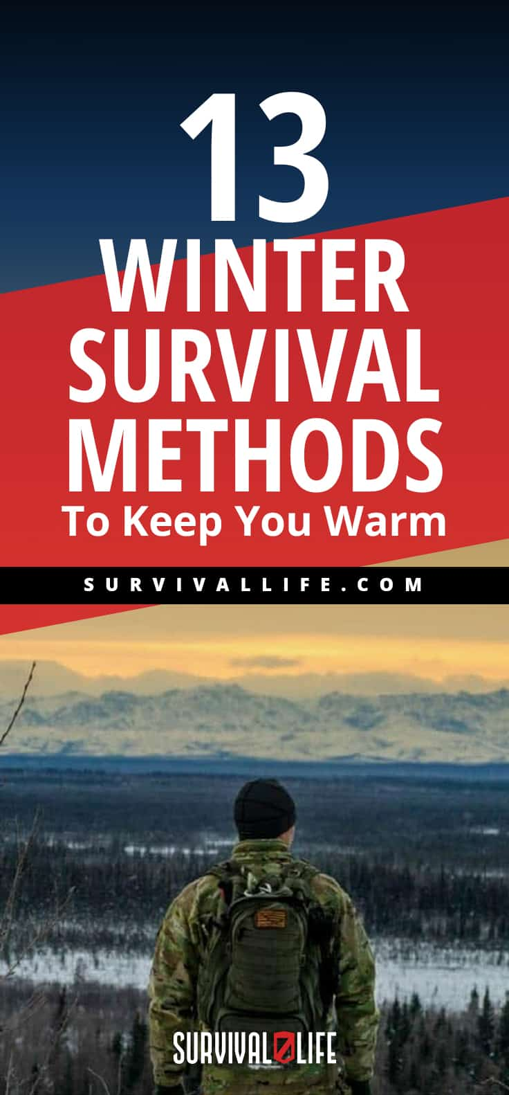 13 Winter Survival Methods To Keep You Warm | Winter Survival Skills
