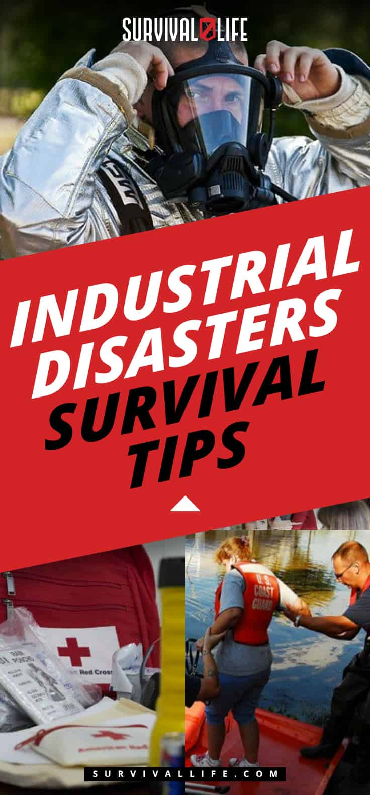 Industrial Disasters Survival Tips | Survival Life