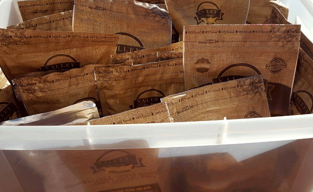 Easy to Store | Wise Food Storage For Long-Term Survival | Freeze Dried Food