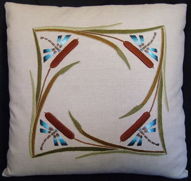 Pillows | Cattails Survival Uses