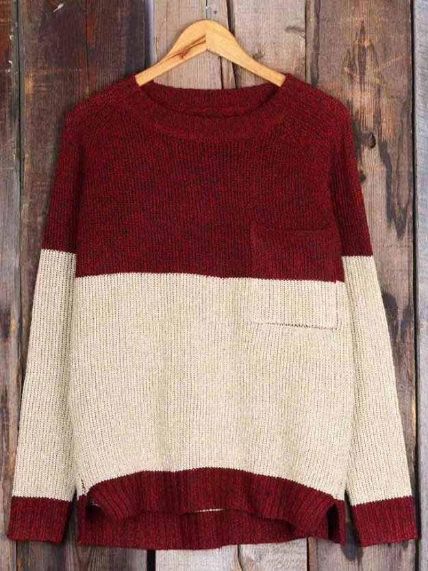 Sweater Pocket | 50 Easter Egg Hiding Spots