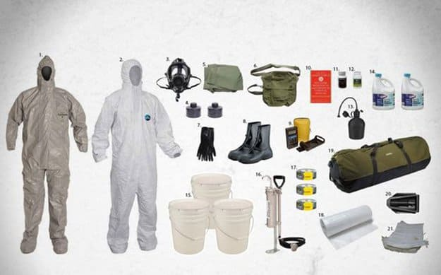 Prepare A Nuclear Survival Kit | 10 Radiation Accident Survival Tips That Might Save You