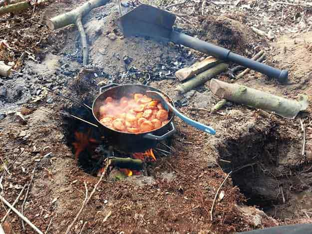 Dakota Fire Hole | 4 Spring Prepper Projects You Can Learn Now