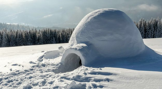 Igloo   14 Survival Shelters You Can Build For Any Situation