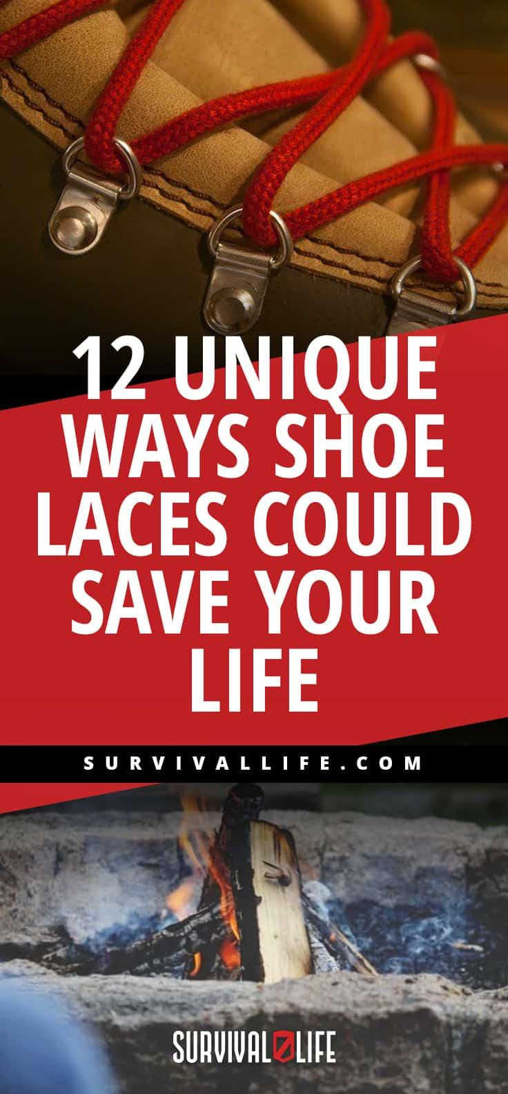 12 Unique Ways Shoe Laces Could Save Your Life