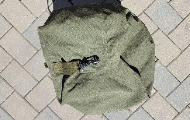 A USGI Sea Bag: The Ideal Vehicle Go Bag For You built to last
