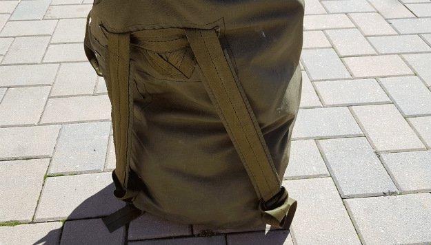 A USGI Sea Bag: The Ideal Vehicle Go Bag For You backpack