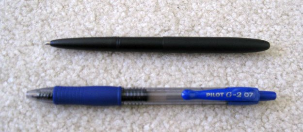 Observations | Fisher Bullet Space Pen Review