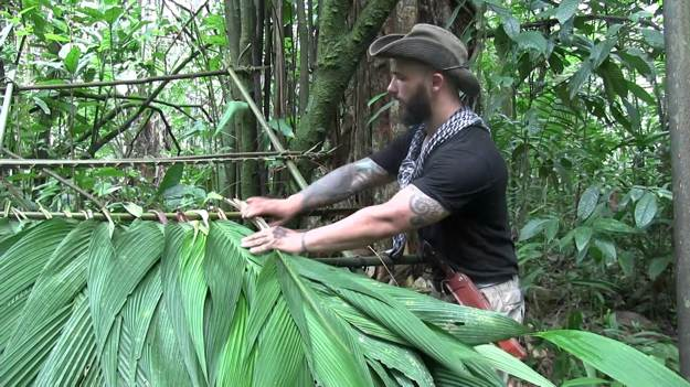 Wall Stabilizing | Jungle Survival | Create A Shelter In The Jungle