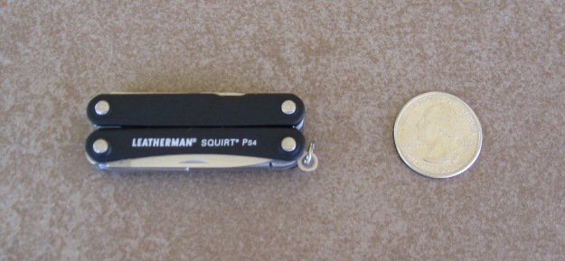 Format | Leatherman Squirt PS4 Review | Survival Multi Tool
